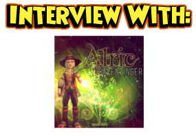 Interview with Alric!