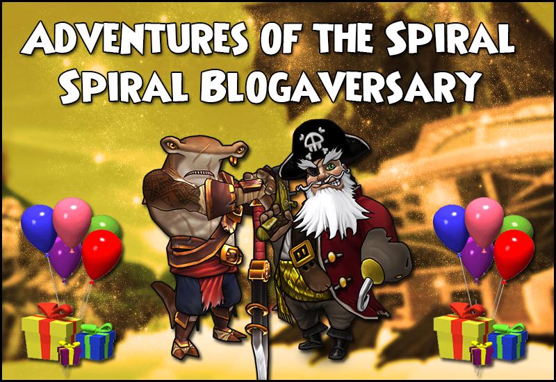 Blogaversary Month!