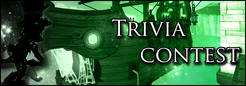 Spiral Trivia Contest! [Closed]