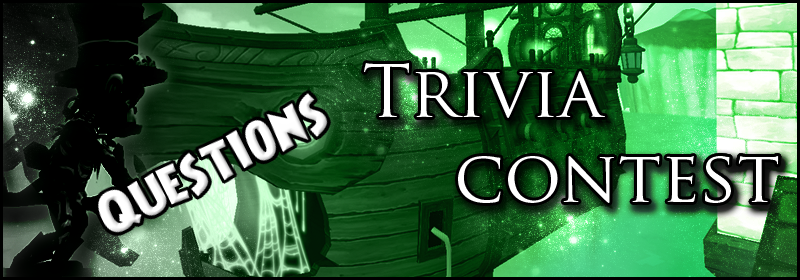 Trivia Questions! [Closed]
