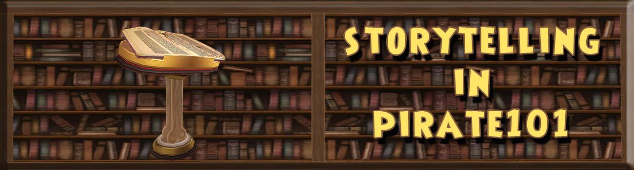 Storytelling in Pirate101