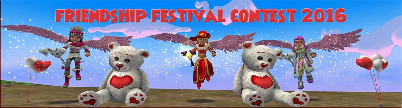 Friendship Festival Contest!