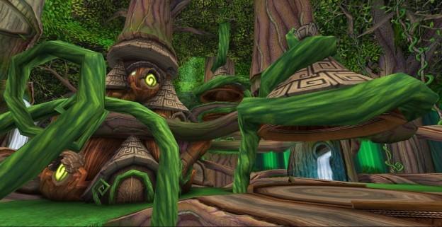 The Treetop Getaway Project (ftMLAU)