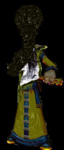 dark-chocolate-professor-drake-in-an-afro-unwrapped-render