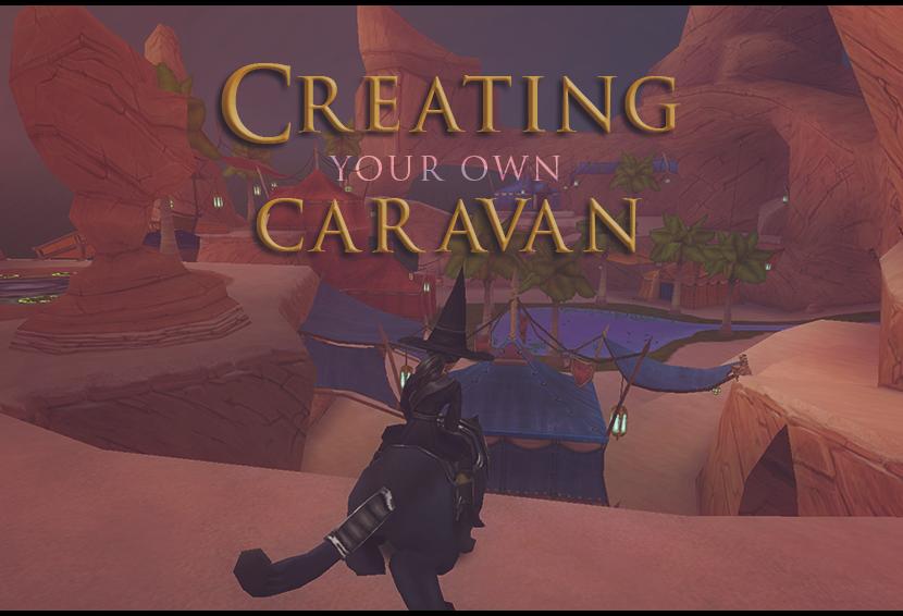 Creating Your Own Caravan Part 2