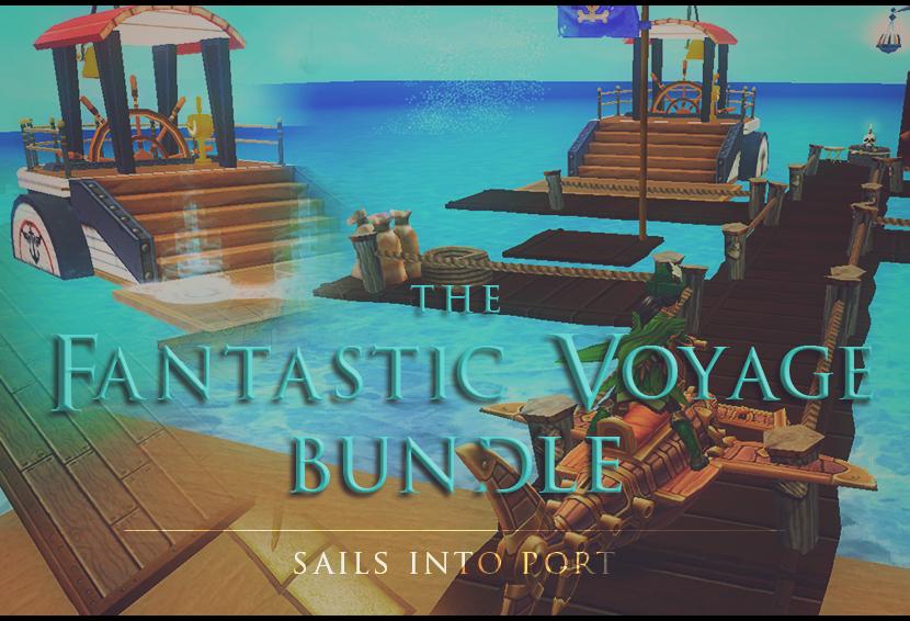 The Fantastic Voyage Bundle Sails into Port