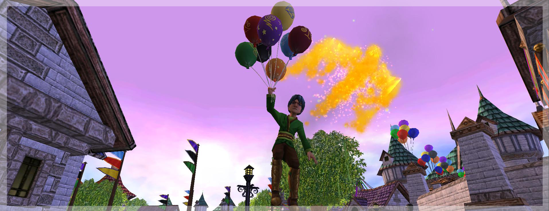Wizard101's 9th Birthday Contest