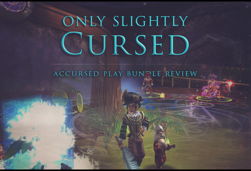 Only Slightly Cursed: Accursed Play Bundle Review