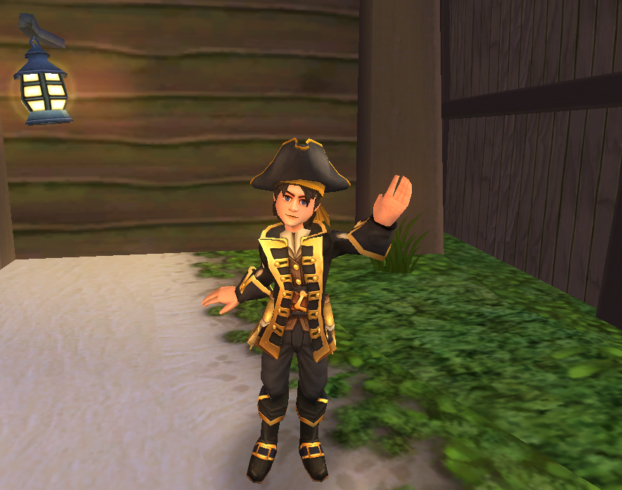 Why You Should Sail Into Pirate101