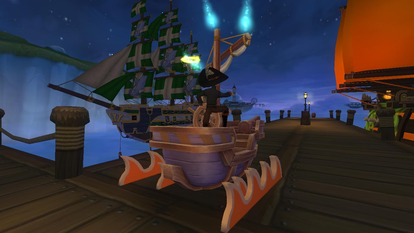 Pirate101 PvP Power Spotlight – Angry Orchards
