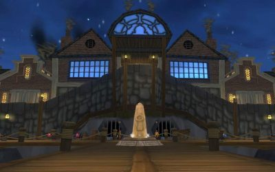 The Search for Shinies in Pirate101